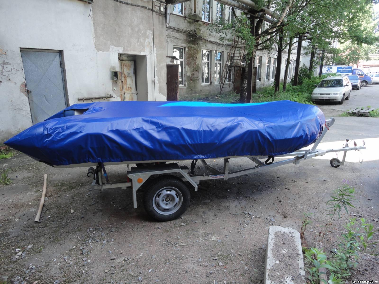 Ходовой тент для лодки своими руками